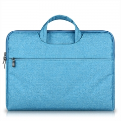 Apple laptop bag handbag briefcase For products MacBook Air Macbook Pro dark gray 15.6 inch