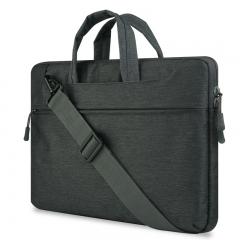For Apple Notebook Laptop Bag MacBook air Bags 13pro11 14 15.6 inch Shoulder Bag Purple 15.6 inch
