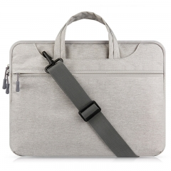 For Apple Notebook Laptop Bag MacBook air Bags 13pro11 14 15.6 inch Shoulder Bag gray 11.6 inch
