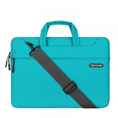 for Apple laptop bag handbag shoulder computer liner package men / women 11.6 / 13.3 / 15.4 inch blue 11.6 inch