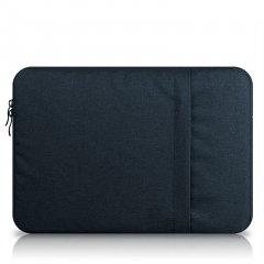 for Apple notebook computer bag Macbook air pro11 / 12 / 13.3 / 15 inch mac protective cover dark blue 13-inch (A1706 / A17