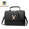 BILLETERA Fashion Woman Geometry Small  Saddle Luxury Handbags Crossbody For Women Messenger Bags black small