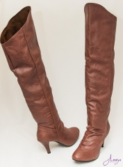 Brown boots brown 31