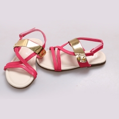 Amaiya Elegance  Pu open pink shoes pink 31