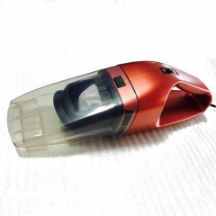 Handhold Vacuum Cleaner 12V Mini Wet and Dry Portable Car Vacuum Cleaner with Super Suction
