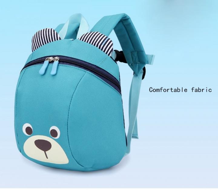 aaad68849ba Toddler backpack Anti-lost kids baby bag cute animal dog children backpacks  kindergarten school bag