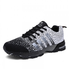 High Quality Men Shoes men casual shoes Spring Summer unisex Light weige Breathable Fashion black US4.5