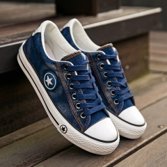 Women Sneakers Canvas Shoes Star Summer Casual Shoes Trainers Walking Skateboard Shoes 01 35(women)