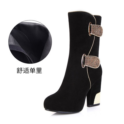 ef506ceb74ee ... Super High Heels Shoes with Platform without velvet 40  Product No   860399. Item specifics  Brand