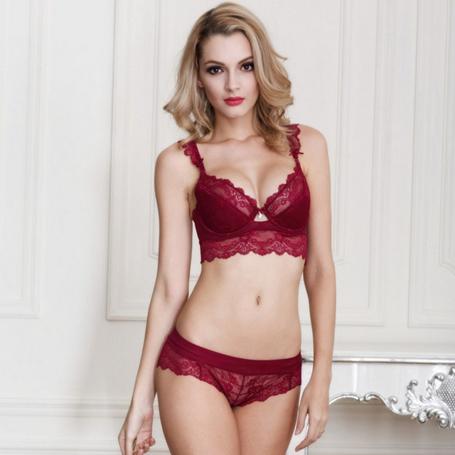 a2666c305b ... bras and underwear sets wine red 80d  Product No  925750. Item  specifics  Brand