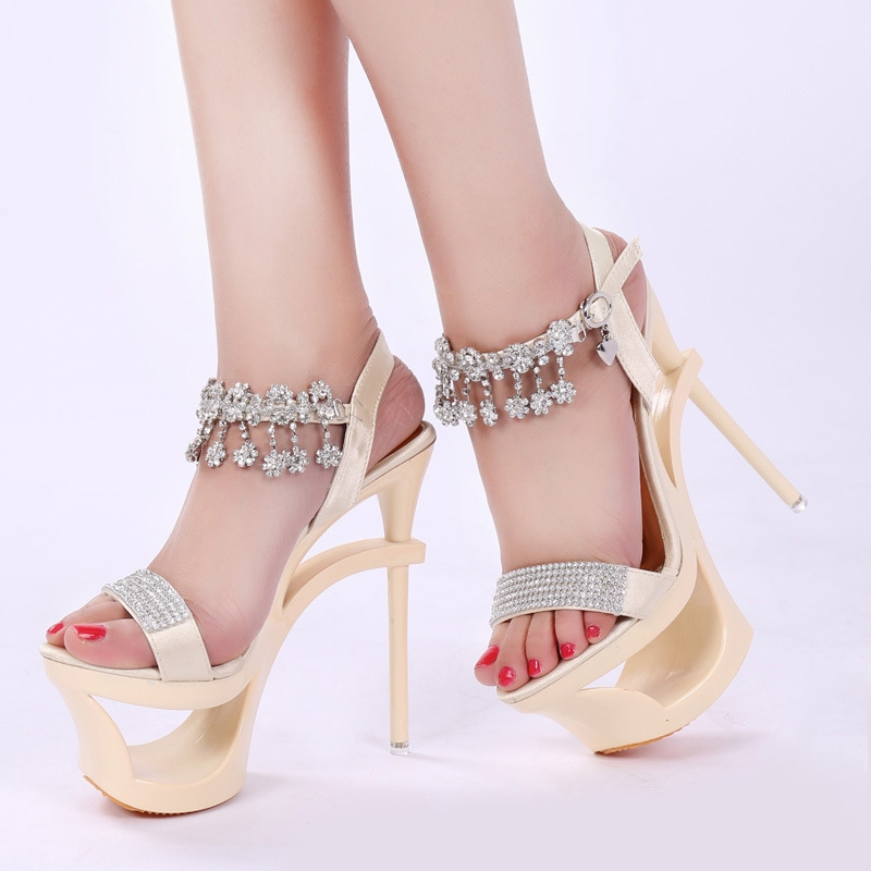 9c6f32ea7a5902 Item Type Sandals Upper Material PU Heel Type Thin Heels Closure  Type Buckle Strap Style Sexy Fashion. Occasion Party