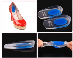 Silicone insole insoles silicone insoles random one size