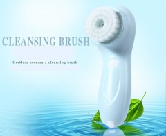 Charging cleansing instrument to blackhead cleansing artifact gold