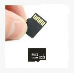 32G phone memory card black A001 32G TF (micro-SD) card