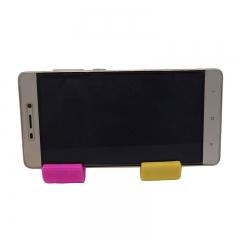 ISEEN Brand 3Pcs Universal Elephant Plastic Smart Phone Stand/Holder Random Color random 6.7cm-2.7cm-4cm