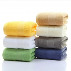 500 GSM Premium Cotton Bath Towel,Luxury Bath Sheet Perfect for Home, Bathrooms, Pool and Gym Khaki 70-140