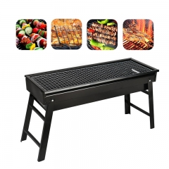 ISEEN Brand BBQ Portable Barbecue Grill for Outdoor Campers Barbecue Lovers Travel Park Beach Wild