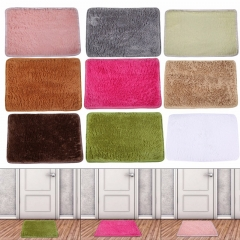 ISEEN Brand 2 Pieces Indoor Modern Area Rugs DOOR MAT for Home Green 40-60
