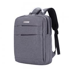 ISEEN Brand Laptop Backpack 15.6 Inch Computer Backpack School Backpack Casual Daypack  Laptop light grey 30cm*10cm*39cm