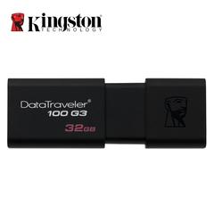 Kingston USB 3.0 Flash Drive 16GB 32GB 64GB 128GB USB Flash Drive black kingston 8g flash drive