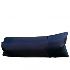 outdoor sofa Portable fast Inflated Can be washed and washed fold indoor Creative sofa black
