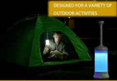 outdoor Travel lights magnetic Travel lights nanum Campfire LED Night light