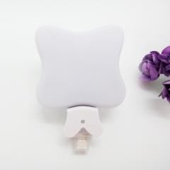 Fill Light Self-timer Lights Mobile Phone Take Pictures Fill light Beauty Self-timer Live Android White one size