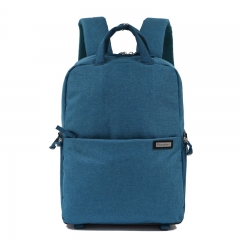 The New Waterproof Shoulders Camera Bag Wearable Outdoor Leisure Shoulders Photography Bag sky blue one size