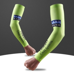 Outdoor Sports bicycle Cuffs Sweat Breathable Sunscreen Cuffs Anti-UV Arm Ride Supplies 7 XXL