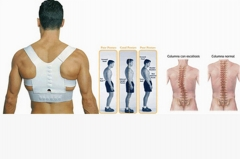 Adult Back magnet Correction zone Body Shaping white All code