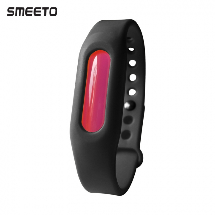 Insect Repellent Wristband Anti-mosquito Baby Pregnant Women Insect Repellent Wristband black red