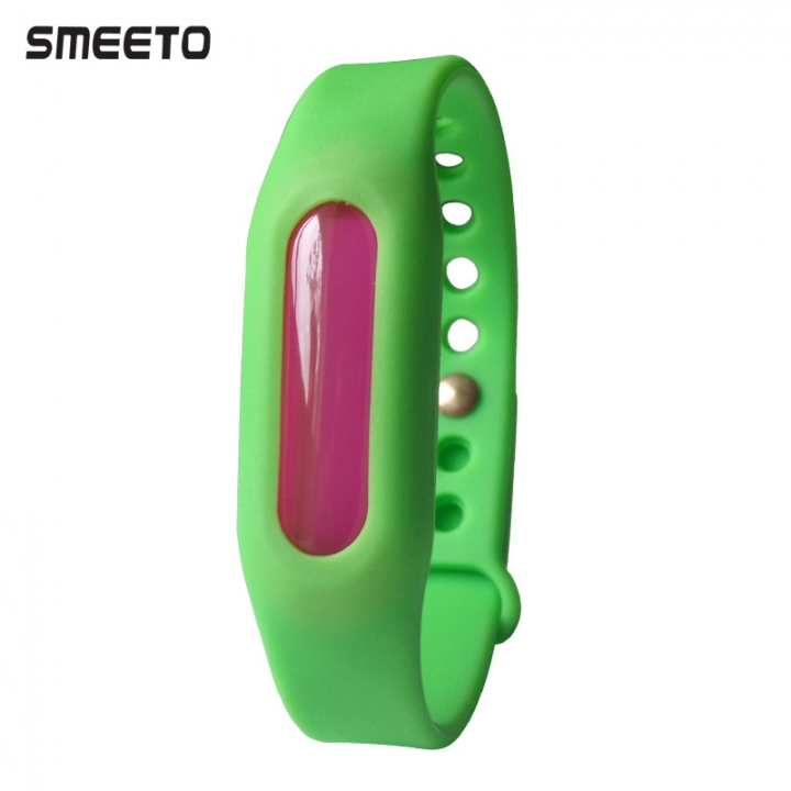 Insect Repellent Wristband Anti-mosquito Baby Pregnant Women Insect Repellent Wristband green blue