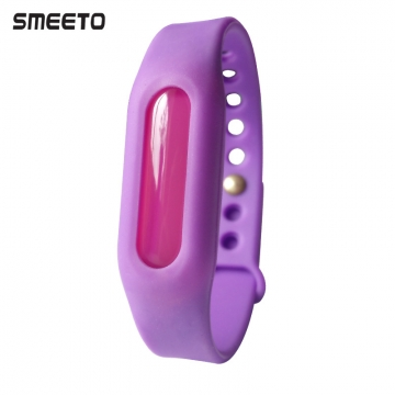 Insect Repellent Wristband Anti-mosquito Baby Pregnant Women Insect Repellent Wristband purple blue