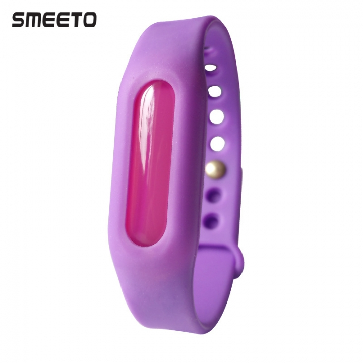 Insect Repellent Wristband Anti-mosquito Baby Pregnant Women Insect Repellent Wristband purple red