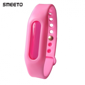 Insect Repellent Wristband Anti-mosquito Baby Pregnant Women Insect Repellent Wristband pink red