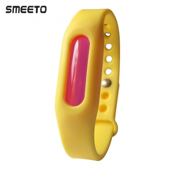 Insect Repellent Wristband Anti-mosquito Baby Pregnant Women Insect Repellent Wristband yellow red