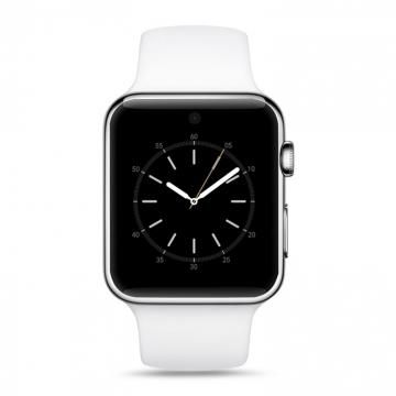 Intelligent Bluetooth Watch intelligent Wear wristband fashion trend Step Heart rate Watch white one size