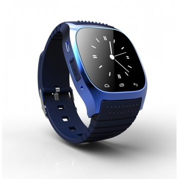 Bluetooth Intelligent Watch  Mobile Phone Couple Intelligent Wear Movement Step Wristband blue one size