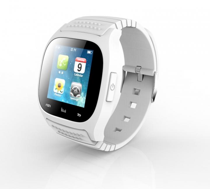 Bluetooth Intelligent Watch  Mobile Phone Couple Intelligent Wear Movement Step Wristband white one size