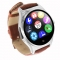 Intelligent Watch Heart rate monitor Bluetooth Watch Pedometer Remotely Take pictures silver one size