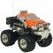 Innovation Toy Remote Control Car Mini SUV Charging Big Car Child Toy Model orange 9.5*7.5*6.7