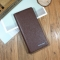 Men Long Section Zipper Wallet Fashion Multi-card bit Hand Bag Business Leisure Mobile Phone Bag brown one size