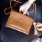 The New Lady Bags Trend Shoulder Bags Tassel Messenger Bag Leisure Mini Packet brown one size