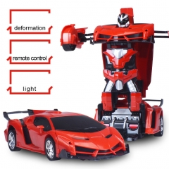 Deformation Alloy Toy Car Back To The Deformation Of the Diamond Model Hildren 's Toys red one size