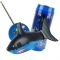 Ultra-small Charge Remote Control Fish Child Toy Magical Plastic Toy black blue 10.6*4.5*5.7