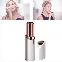 Creative Ms Electric Shaving Device Lipstick Hair Removal Device Epilator Gold Plating Plucking white