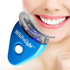 White Light Tooth Dentist Tooth Whitening Device Bright White Tooth Whitening Instrument blue