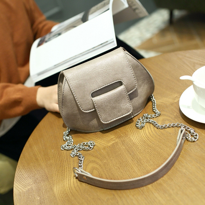 The New Lady Bags Messenger Bag Shoulder Bags Ms Fashion Wild Packet Mini bag gary one size