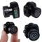 Popular Mini Home Surveillance Y2000 720P HD Webcam Camera Video Recorder Camcorder black one size