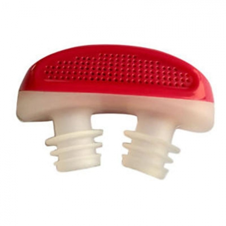 Portable Health Nose Snore Nose Stop Snoring Night Nose Breathing Apparatus Air Purifier red one size